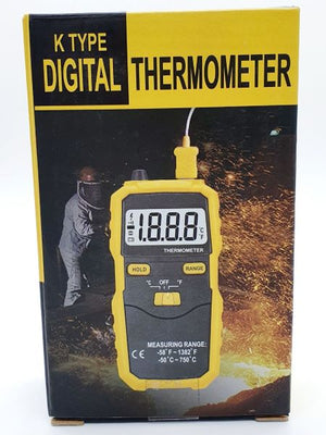 K type Digital Thermometer (Ms6501)