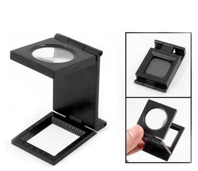 Magnifier For Fabric cloth