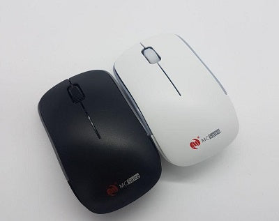 Wireless Optical Mouse Mcsaite Mc367Ag Black