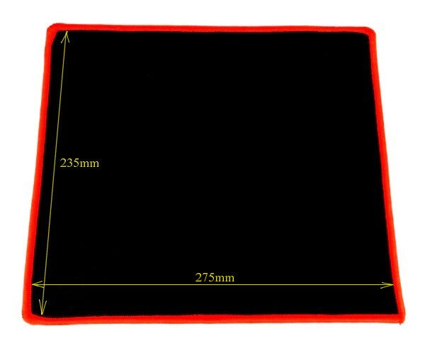 Anti Slip Mouse Pad 235 x275 x 3mm