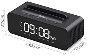 Oneder Speaker Bluetooth Wireless V06 Digital alarm Clock