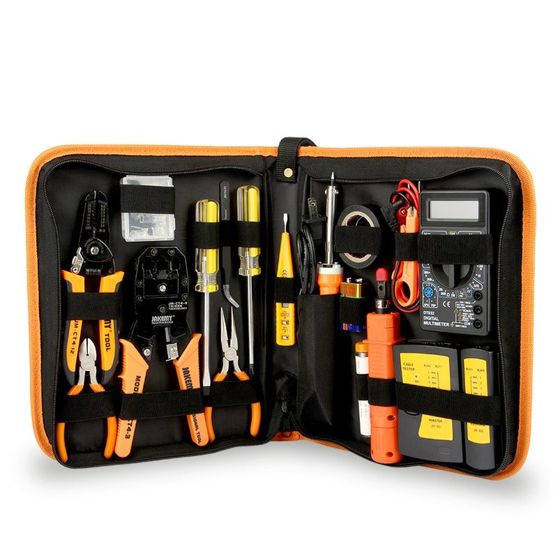 Jakemy Jm-P15 17 in 1 High Quality Network Repair Tool Set