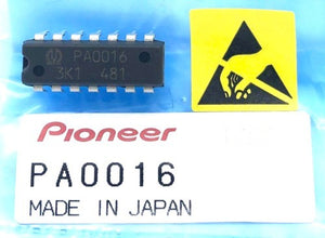 Audio IC PA0016 Dip14 Pioneer