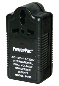 Powerpac  AC110V ~230V Transformer  60Watts PP60