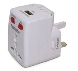 Universal Travel Adaptor 3Pin(Uk) To Multi PP7978