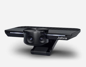 Jabra Panacast Engineered to be the world's first intelligent 180° Panoramic-4K plug-and-play video solution