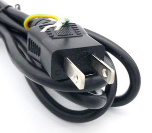 Power Cord PSE 2Pin to C13 1.8Meter with Ground Cable
