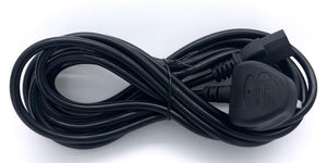 Power Cord 3Pin UK to C13 5Meter with Safety Approved Mark
