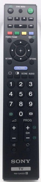 Genuine Remote Control LED TV RM-GA022/RMGA022 Sony