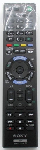 LED TV Remote Control RMT-TZ120E / RMTTZ120E Sony