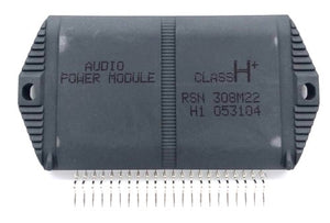 Audio Amplifier Hybrid IC's RSN308M22-P Technics