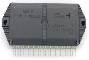 Audio Amplifier Hybrid IC's RSN311W64B-P Technics