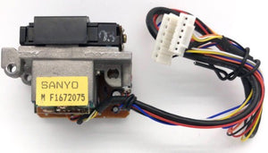 Audio CD Optical Pickup Assy SF90(6/6) Wire Connection - Sanyo