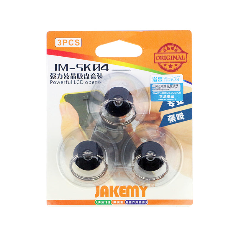 Jakemy Jm-Sk04 3 in 1 Powerful LCD openers