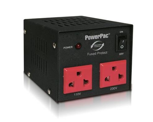 Powerpac AC110~230V Transformer 350Watts St350