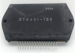 Audio Power Amplifier IC STK401-100 Sanyo