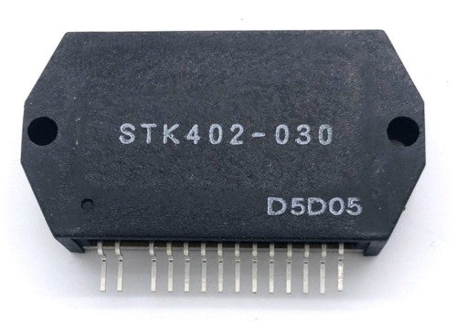 Audio Power Amplifier IC STK402-030-E PB-Free  Sanyo