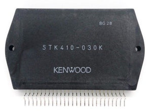 Audio Power Amplifier IC STK410-030K = STK410-030D Kenwood