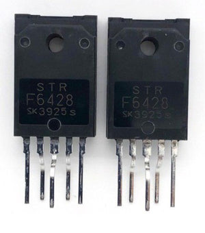 TV IC Power Switching Regulator STRF6428 Zip5 Sanken
