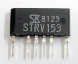 Audio Switching Regulator IC STRV153 Sip8L Sanken Appl: DVD Home theatre