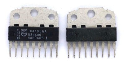 Audio Amplifier IC TDA7056A Sil9 Philip