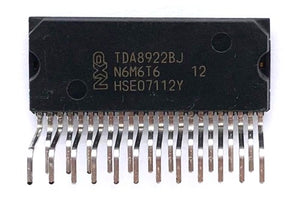 Audio Class D Power Amplifier IC TDA8922BJ 2x50Watt SIP23 NXP