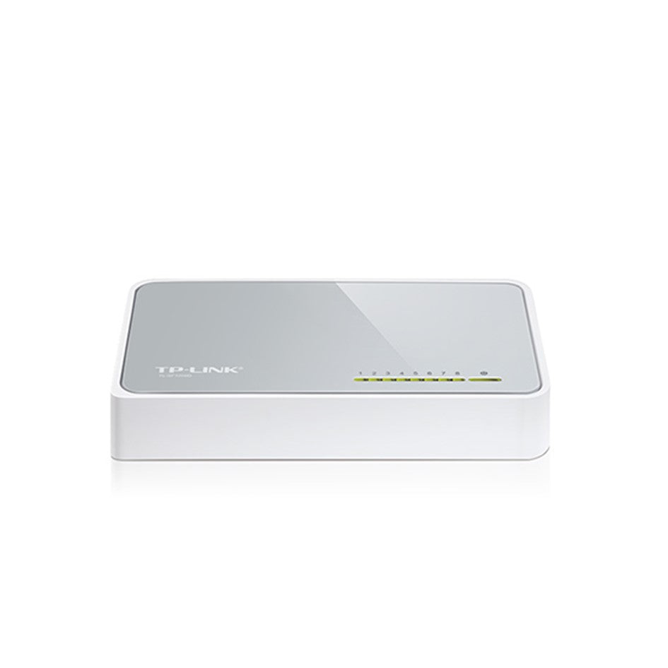 TP-Link TL-SF1008D -Port 10/100Mbps Desktop Switch