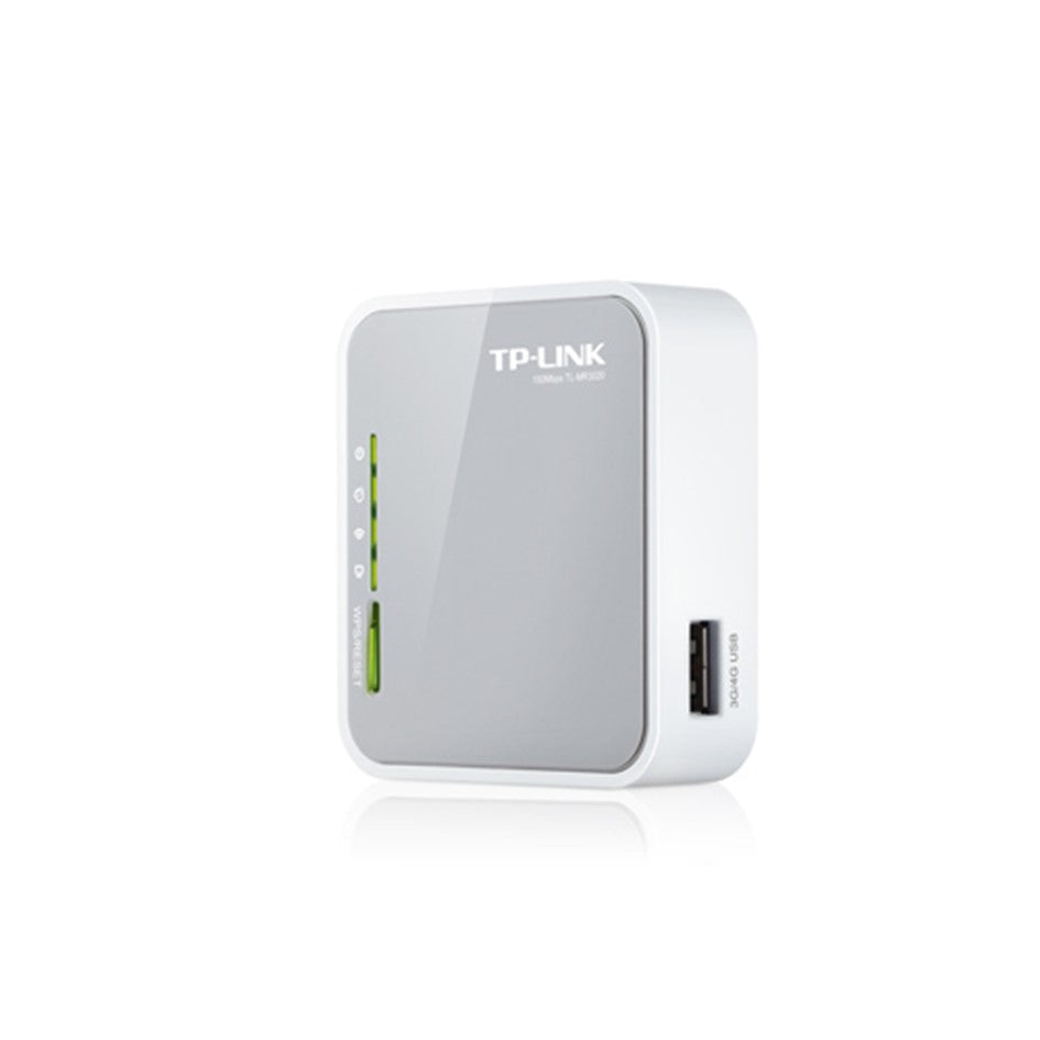 TP-Link TL-MR3020 3G/4G Wireless N Router