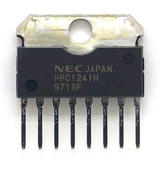 Audio Amplifier IC UPC1241H Sip8 Nec  TV/Car Audio