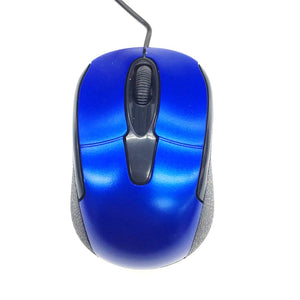 Mouse Yr3004 Blue Wired