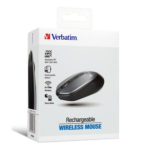 Verbatim Reacheageable Wireless Mouse P/N: 66381