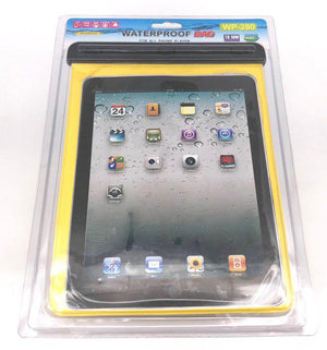 "Waterproof Bag for Tablet/ Ipad 28x20cm (10.1"") WP280 for outdoor used"