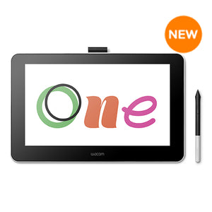 Wacom One Display Pen Tablet 13.3 Part Number: DTC133W0C