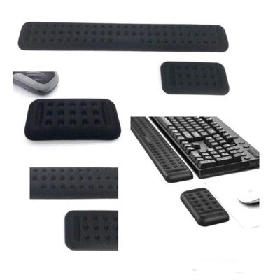 Ergonomic Memory Foam keyboard Wrist Rest (44x6.8x2cm)