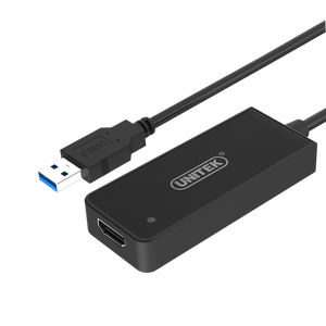 Unitek Y-3702 Usb3 To Hdmi Display Converter Of Up To 2048 X 1152