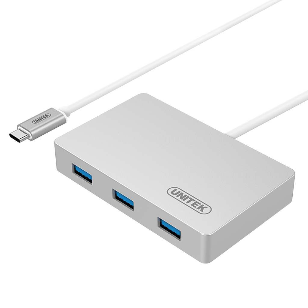 Unitek Usb3.1 Type C Multi-port Hub with Power Delivery Y3190