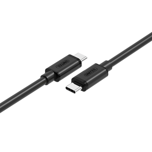Cable USB3.1 Type C Male to Type C Male 1Meter (M/M) YC477BK Unitek