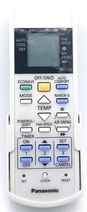 Genuine Air Con Remote Control  A75C3871 Panasonic