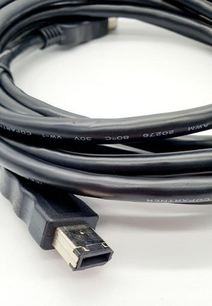 Firewire Cable 1394 6P-6P / 6Pin to 6Pin 3Meter