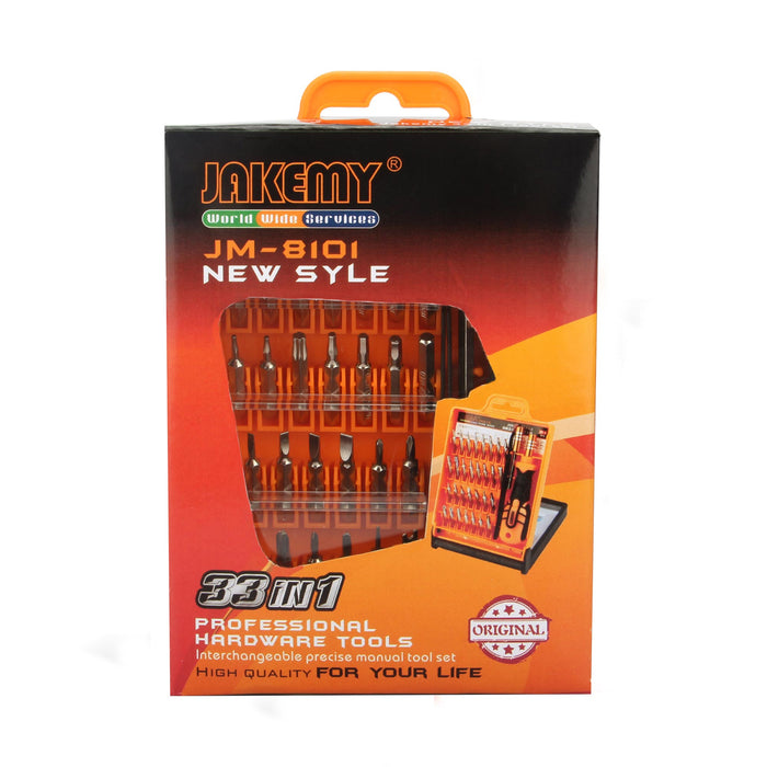 Jakemy Jm8101 33In1 Screw Driver