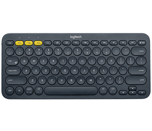 Logitech K380 Keyboard Multi-Device Black
