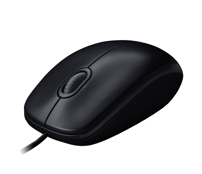 Logitech M100R Mouse Optical Usb