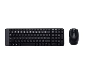 Logitech Mk220 Wireless Combo Keyboard And Mouse