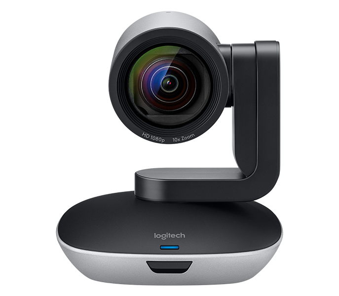 Logitech ConferenceCam PTZ Pro 2 HD1080P video Camera with enhanced pan/tilt and zoom