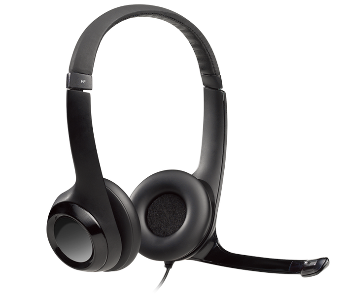 Logitech H390 USB Headset with Noise Cancelling Mic
