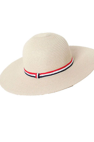 Red, White, & Blue Floppy Hat