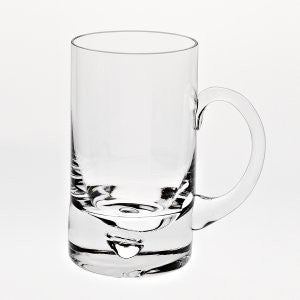 Pair of Galaxy Mouth Blown 14 oz. Mugs