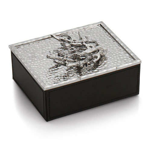 Ocean Coral Jewelry Box