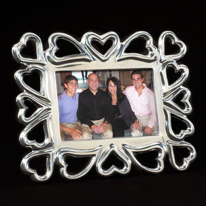 Heart to Heart Picture Frame