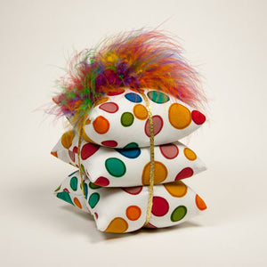 Le Sachet 3 Stack Pillows Circles